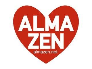 Almazen logocorazon